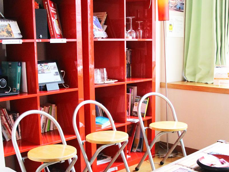 フランス語学校エコールサンパ自由ヶ丘教室