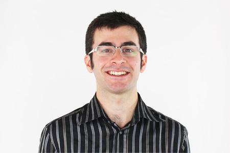 フランス語講師Antonin